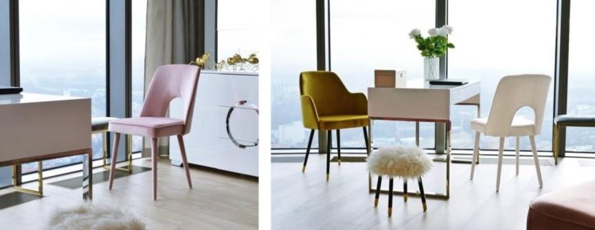 Blogg Vi oppdager trender de mest fasjonable stolene til