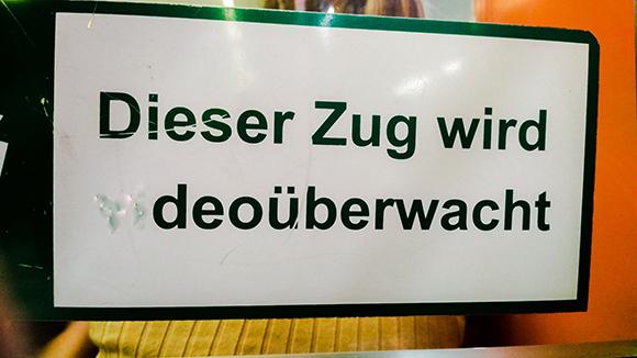Deoüberwachung in den Wiener Bahnen