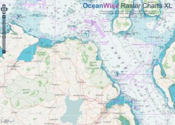 Marine Mapping Agreement for Northern Ireland