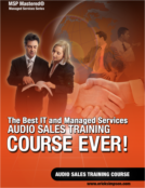 The Best IT and MSP Audio Sales Training Course EVER!