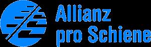 Logo der Allianz pro Schiene