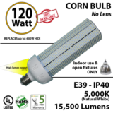 120W LED Corn Cob