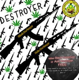 Get Black Destroyer or Auto Destroyer for Free!
