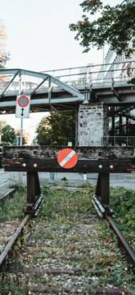 Dämpfer aus Hessen. Die Citybahn wurde abgelehnt.