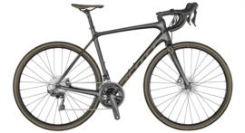 Scott Addict 10 Disc Carbon Black