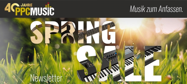 SALE bei PPC Music