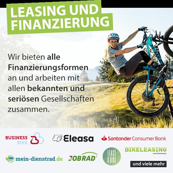 Finanzierung und Leasing bei biketime
