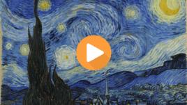 La Nuit Etoilée - Van Gogh