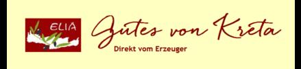 ELIA-Gutes von Kreta GmbH