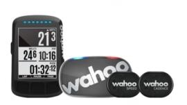 Wahoo Elemnt Bolt stealth GPS Bundle inkl. TickR, Cadence