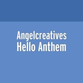 Angelcreatives' Debut Single 'Hello Anthem' Raises Health Awareness