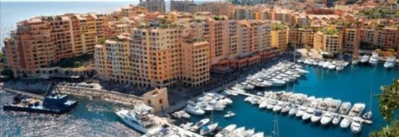 Sun, sea Monaco Grand Prix