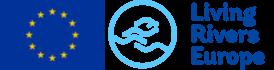 Logo EU et Living Rivers Europe