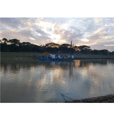 Bangladesh Inland Waterways benefits from OceanWise's Environmental Monitoring Data Platform