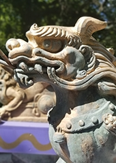 Dragon Fountain Restoration