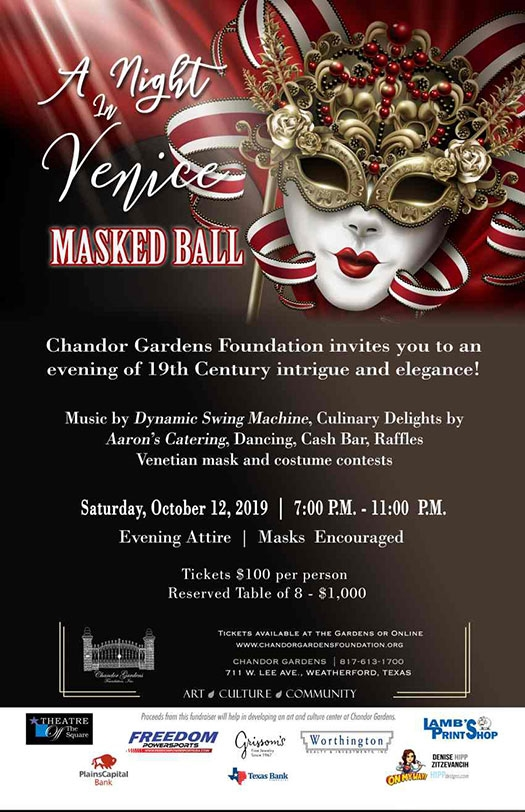 A Night in Venice - Masked Ball