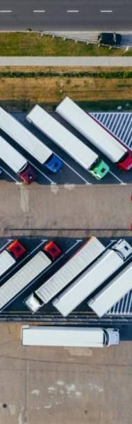 Noch mehr LKW auf der Straße befürchtet die Allianz pro Schiene durch die Subventionierung von Gas-Lkw