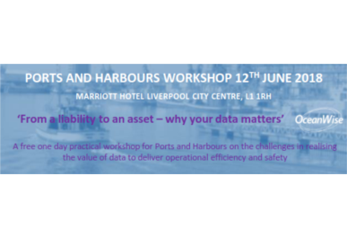 Join ABP, Peel Ports, Teesport and Portland Port at our Ports and Harbours Workshop on June 12th:
