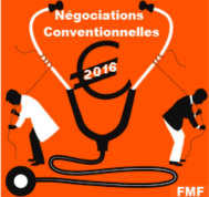 Négociations conventionnelles sur le site FMF