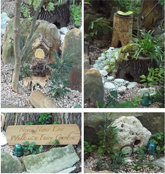 New Fairy Garden
