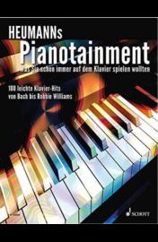 Schott Heumanns Pianotainment 1 100 leichte Klavier-Hits