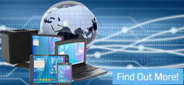 Advanced monitoring technologies to create a proactive approach to your environment.