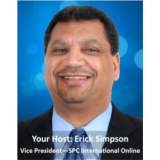 Erick Simpson, Vice President and CIO, SPC International Online