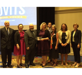 WDS Wins Governor's Technology Award