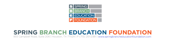 Spring Branch ISD Council of PTAs » One Child