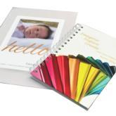 Personalised stationery & notebook