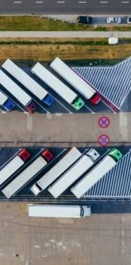 Rabatte für Verstöße von ausländische Lkw Fahrer:innen