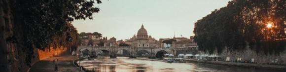 Auf nach Rom. Mit dem Interrail-Ticket ist das möglich.