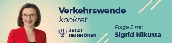 Podcast Verkehrswende konkret der Allianz pro Schiene