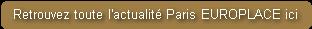 Retrouvez toute l'actualité Paris EUROPLACE ici
